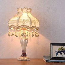 Table Lamp Bedroom Bedside Lamp, Warm And Romantic
