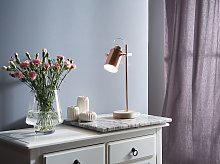 Table Lamp Copper Industrial Adjustable Spotlight
