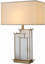 Table Lamp, Creative Modern Metal Bedside Table