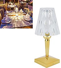 Table Lamp,Crystal Table Light,Prism Table