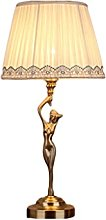 Table lamp Desk Lamps All Copper Torch Beauty