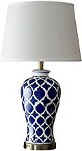 Table lamp Desk Lamps Hand Drawn Ceramic Table