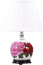 Table lamp Desk Lamps New Chinese Ceramic Table
