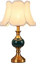 Table lamp Desk Lamps Retro Warm Chinese Ceramic
