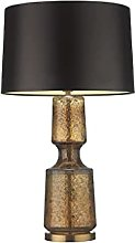 Table lamp Desk Lamps Simple Glass Table Lamp,