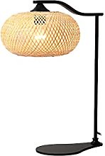 Table lamp Desk Lamps Warm Bamboo Table Lamp, New