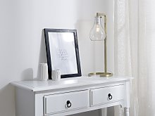 Table Lamp Desk Light Gold Metal Frame Base