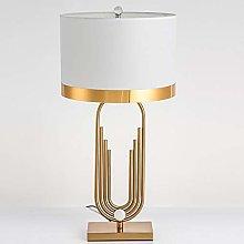 Table Lamp E27 Bedroom Bedside Light Metal
