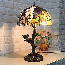 Table Lamp E27 Bedside Light Tiffany Decoration