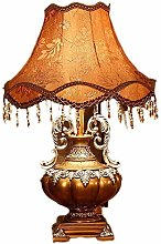 Table Lamp - Elegant Decorative Chrome Living Room