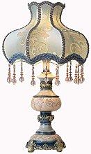 Table Lamp European Bedroom Lamp Bedside Lamp