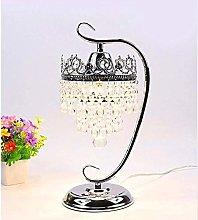 Table Lamp European, Fashionable K9 Crystal LED