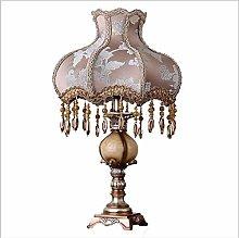 Table Lamp European Grade Bedroom Lamp Bedside