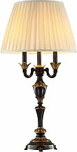 Table Lamp for Living Room American Pure Copper