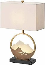 Table Lamp Marble Table Lamp Post Modern