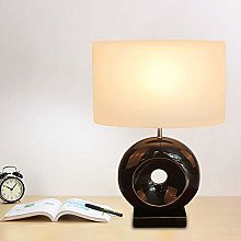 Table Lamp Modern Simply Decorated Bedroom Bedside