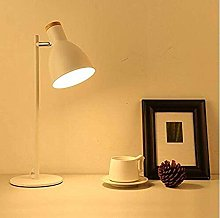 Table Lamp Next to The Modern Living Room Bed