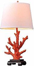 Table Lamp-Shabby Chic Ceramic White Tapered Drum