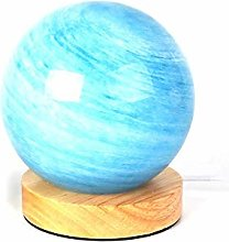 Table Lamp Table Lamp Wandering Planet Crystal