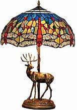 Table Lamp Tiffany Style Bedside Light Ø 40cm