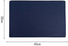 Table Mats (Set Of 4),New PU Leather Waterproof