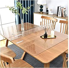 Table Protector, Clear Tablecloth Table Protector