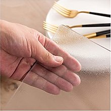 Table Protector Pvc Soft Glass 1.5mm, 2mm