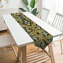 Table Runner Dresser Scarves,William Morris