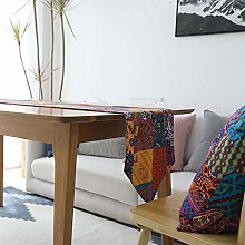 Table Runner Tulle Christmas Cotton Linen Table