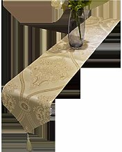 Table Runners Large Luxury Thick Lined Damask