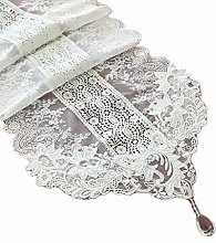 Table Runners with Crystal Pendant Decorative