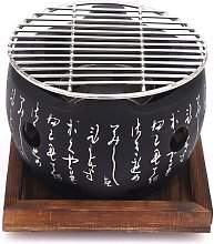 Table-top Charcoal Grill, Japanese Style BBQ