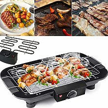 Table Top Electric Grill 1500W Portable Grill