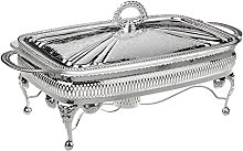 Table Top Food Warmer Serving Casserole Dish