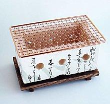 Table Top Japanese Yakiniku Yakitori Charcoal