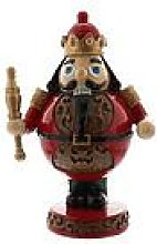 Table Top Wooden Nutcracker Christmas Decoration