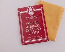 Tableau Copper/Brass Cleaning Cloth
