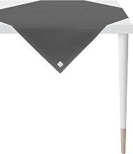 Tablecloth Apelt Colour: Dark grey, Size: 150cm W