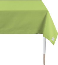 Tablecloth Apelt Colour: Green, Size: 150cm W x