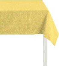 Tablecloth Apelt Colour: Yellow