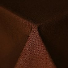 Tablecloth Coated Cotton Tablecloth Square