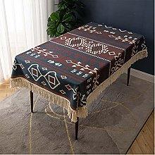 Tablecloth Heavyweight Vintage Burlap Cotton
