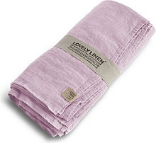 Tablecloth - Lovely 100 x 100 - Dusty Pink