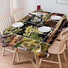 Tablecloth Rectangle Cotton