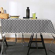 Tablecloth Rectangle Table Cloth Cotton Linen