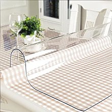Tablecloth, Rectangle Table Covers, PVC