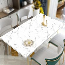 Tablecloth, Rectangle Table Covers, TPU Leather