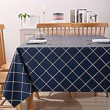 Tablecloth Rectangular,Pvc Oblong Table Cloth,Deep