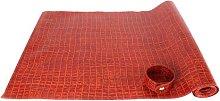 Tablecloth Symple Stuff Colour: Reddish brown
