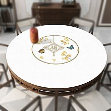 Tablecloth, Table Covers, Round PU Leather Table